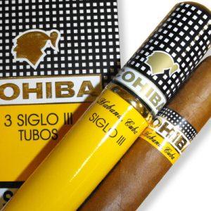 3 & 5 Small Packs of Cuban Cigars