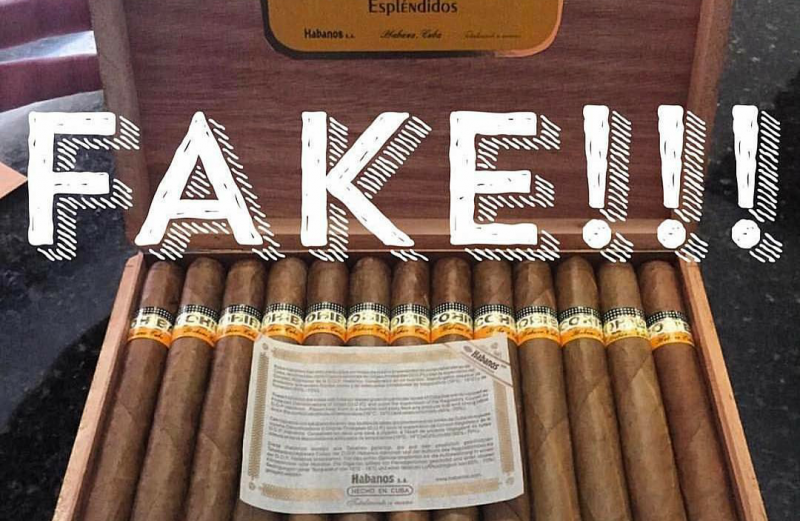 How to spot counterfeit or fake Cuban Cigars and Websites