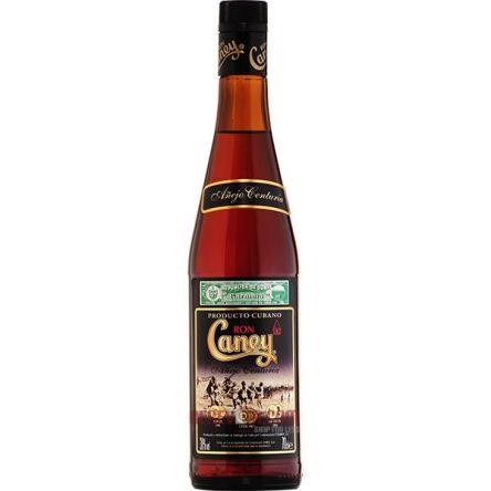 "RON CANEY ""ANEJO CENTURIA 7″CUBAN RUM"