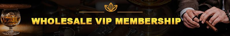 Discounts on Cuban Cigars with your VIP Membership