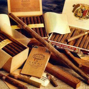 "Aged ""Habanos"" Cuban Cigars"